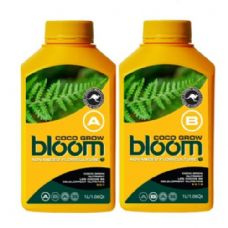 Bloom Advanced Floriculture Coco Grow A + B